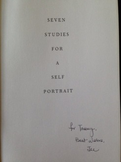 Seven Studies For A Self Portrait by Jee Leong Koh