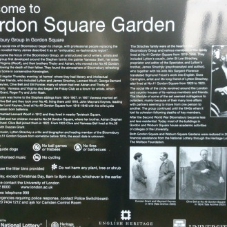 Gordon Square Garden